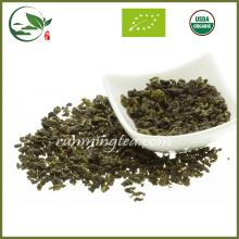 2016 Taiwan Organic Queshe Oolong tea