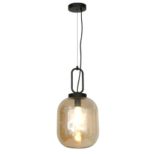 Nordic modern  glass led pendant light