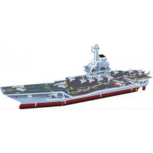 Puzzle de Liaoning 3D porte-avions chinois