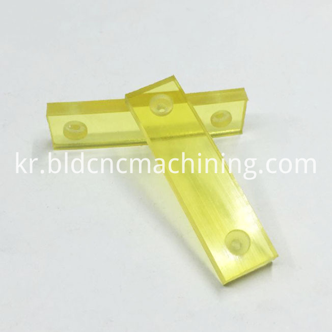 machining polyurethane products