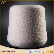 Fabrication professionnelle de fil de chaussette de cachemire de Ne28s pour le marché du Mexique