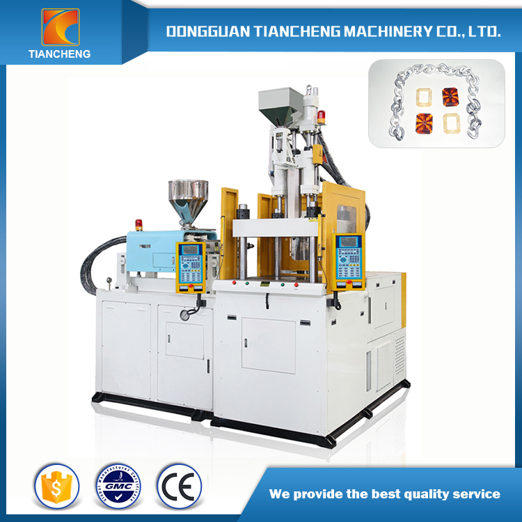Bicolor Injection Moulding Machine