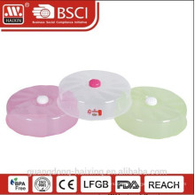 Microwave cover plastic