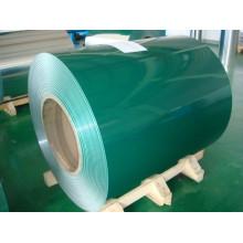 Cor revestido galvanizado bobina de aço PPGI em Shandong