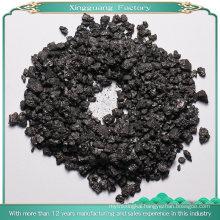 China Manufacture Graphite Petroleum Coke Recarburizer for Steel Making