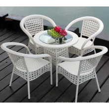 Hot Sell Outdoor Classic Rattan Dining Furniture
