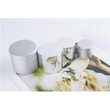 Pot de crème d'emballage cosmétique acrylique en plastique de haute qualité