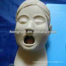 2013 modèle avancé d'intubation trachéale pour enfant
