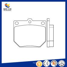Venta caliente piezas de chasis de automóviles cerámica disco freno Pads Gdb232 / 20289 / 41060b9525