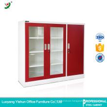 Knock down Office used steel storage cupboard price