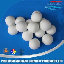 Alumina Inert Ceramic Ball support media catalyst carrier
