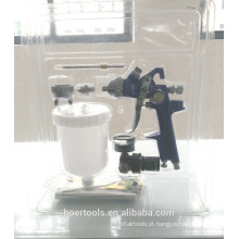 Kit Pistola HVLP com regulador de ar H-827K