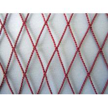 UHMWPE trenzado sin nudos pesca Net