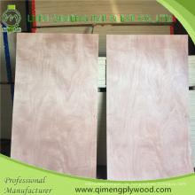 Pappel-Kern-Okoume-Gesicht Tür-Haut-Sperrholz im heißen Verkauf