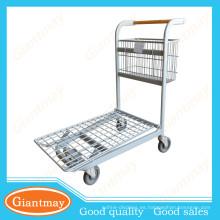 supermercado pesado resistente y durable paquete de carro