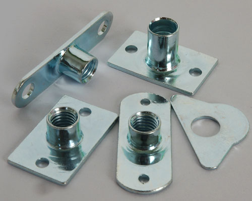 Non standard stamped fasteners parts