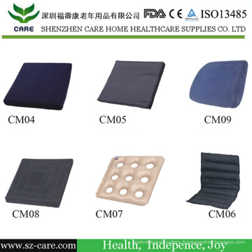 Coussins de fauteuil roulant / tapis de fauteuil roulant