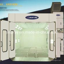 Cabine de pulverizador da manutenção do carro auto com o certificado do CE / ISO
