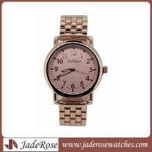 Senhoras ′ relógio de presente relógio de quartzo de ouro (rb3267)