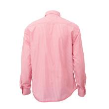 Chemise d'été décontractée rose bon marché de haute qualité