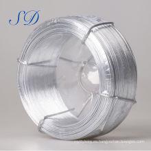 2.0mm 0.2 ~ 5.0mm Galvanized Iron Wirer (Fábrica) Alambre Galvanzied de bajo carbono