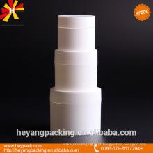 30g 50g 100g PP plásticos jar em estoque