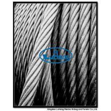 Cuerda de alambre de amarre