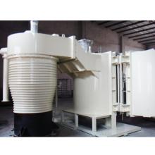 Plastic parts vacuum metallizing machine
