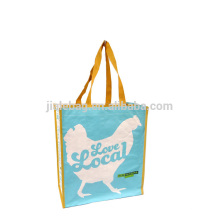 custom pp woven promotional bags meets REACH-SVHC 163