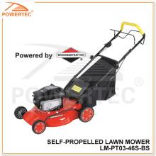 Powertec 450 Series 148cc 3.0kw Gasoline Auto-propulsion Lawn Mower (LM-PT03-46S-BS)