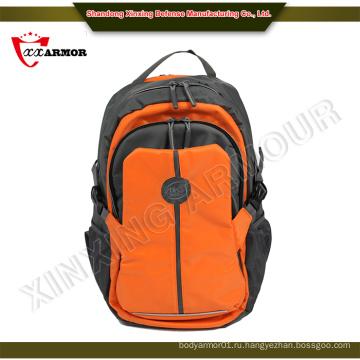 Уровень NIJ IIIA.44 Индивидуальный военный рюкзак на липучке