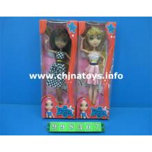 """Juguetes baratos de promoción de juguetes para niña 11 """"muñeca conjunta (998307)"""