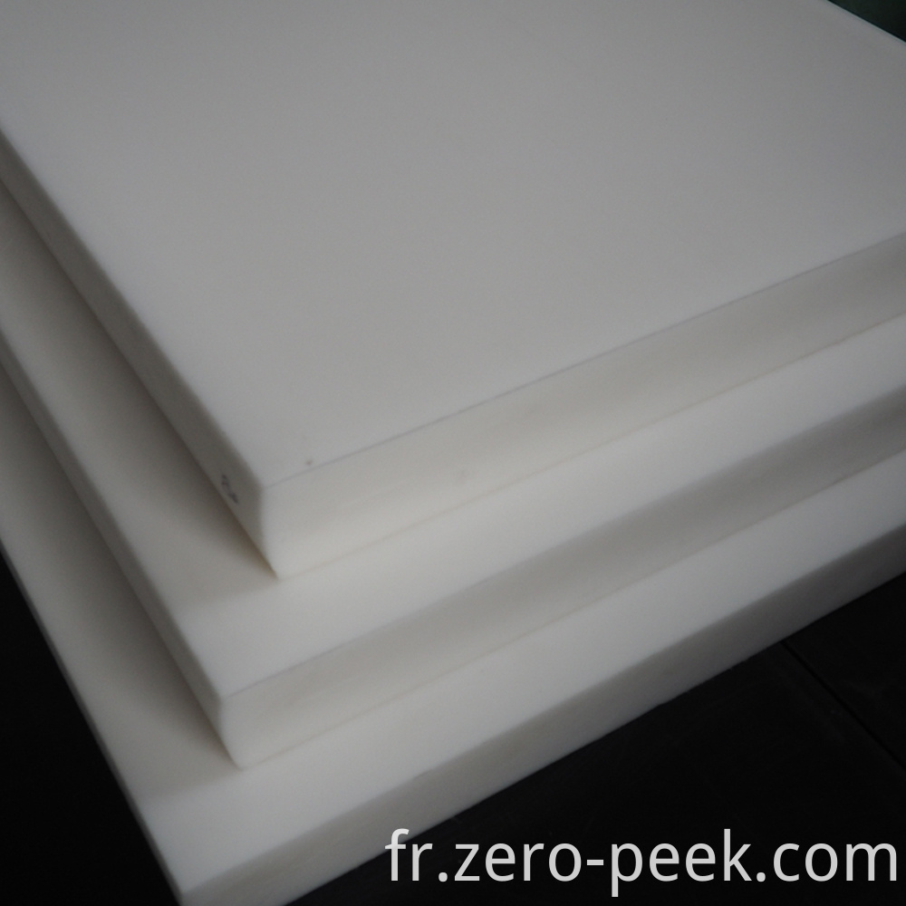 Natural POM-C acetal sheet