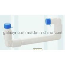 Braço de suporte em plástico de alta resistência para irrigação