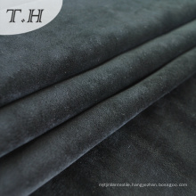 2016 East Knitting Suede Vevlet Fabrics