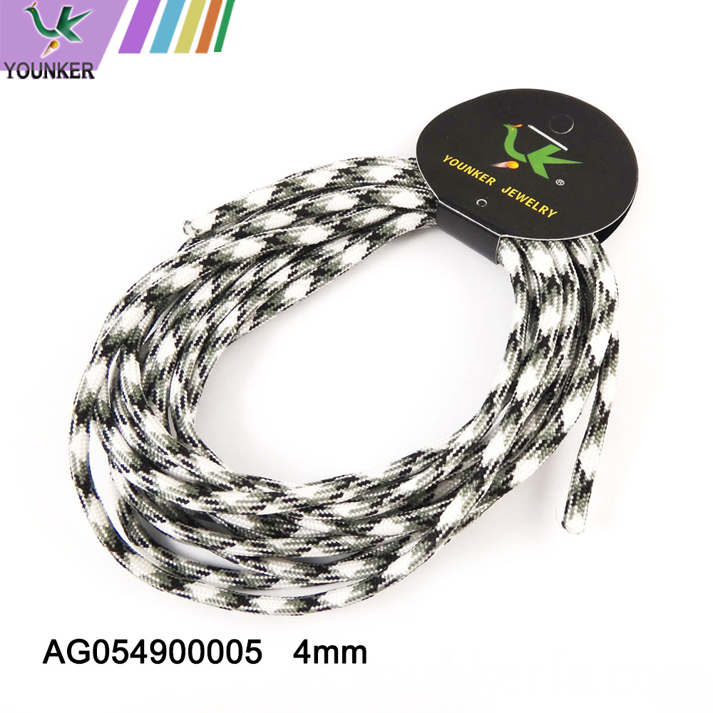 4mm Bracelet Braided Umbrella Rope