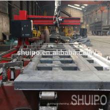 Automatisches Schweißgerät der CNC-Brett-automatischen Schweißmaschine / CNC-Wagenplatte