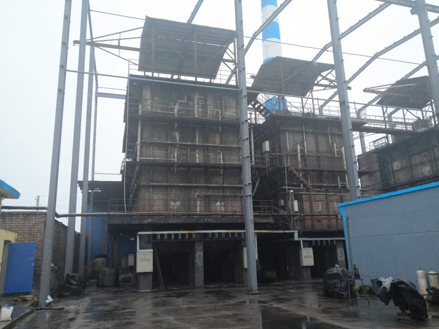 activated carbon production furnace