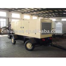 Generador de la máquina de soldadura diesel 500A