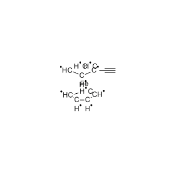 High Purity Ethynylferrocene CAS 1271-47-2