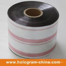 Двуцветная фольга для голограммы