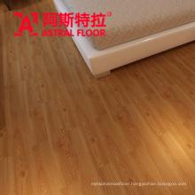 12mm Oak Sughero Color Melamine Engineered Flooring (Ay1704)