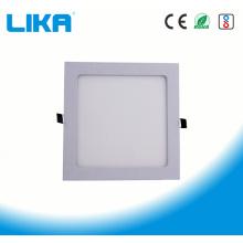 Тонкий квадратный светодиодный панельный светильник мощностью 3 Вт