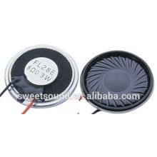 Haut-parleur 32ohm 40mm
