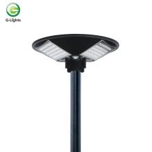 Luz de jardín solar de control de luz de ahorro de energía 120w