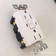 CUL Listed GFCI 15A 125V receptacle new duplex socket outlet