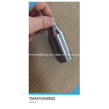 Forged Stainless Steel Fittings Male Threaded Swage Nipples