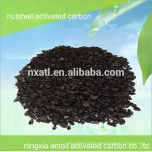 Carbón activado Nutshell Fabricantes