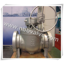 Professional Manufacturer Top-Entry Ball Valve