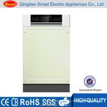 9sets посудомоечная машина полуавтомат встроенная посудомоечная машина светодиодный сенсорный дисплей посудомоечная машина